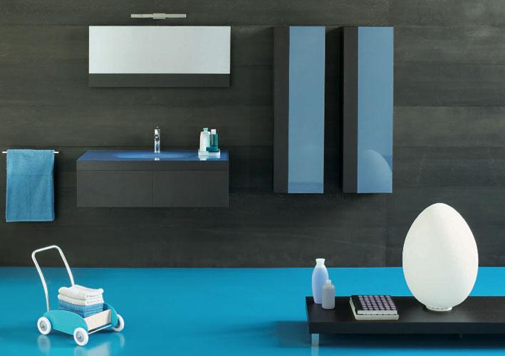 D co salle de bain wenge - Deco faience salle de bain ...