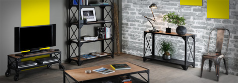 d co style loft pas cher. Black Bedroom Furniture Sets. Home Design Ideas