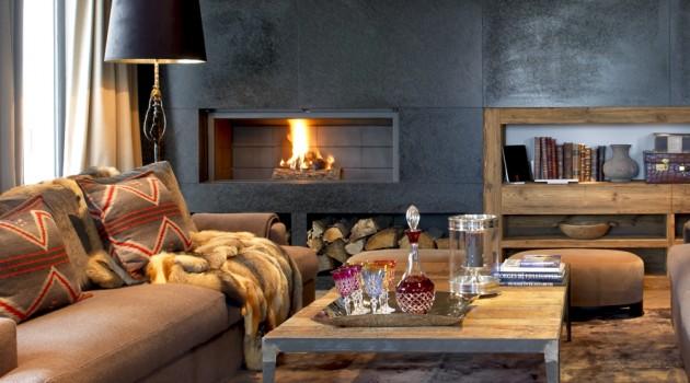 d coration appartement cosy. Black Bedroom Furniture Sets. Home Design Ideas