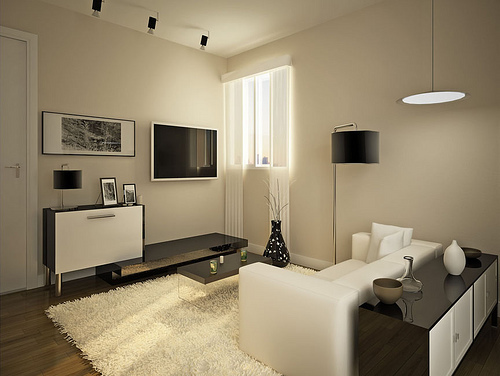 d coration appartement studio. Black Bedroom Furniture Sets. Home Design Ideas