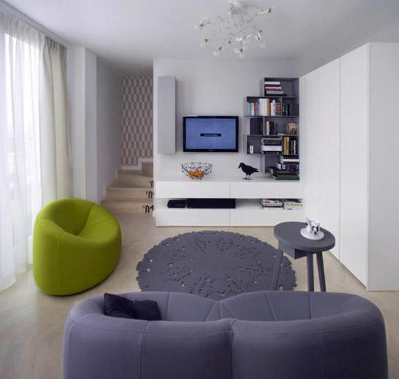 D coration appartement studio for Exemple deco studio