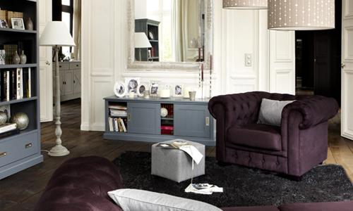 style haussmannien deco. Black Bedroom Furniture Sets. Home Design Ideas