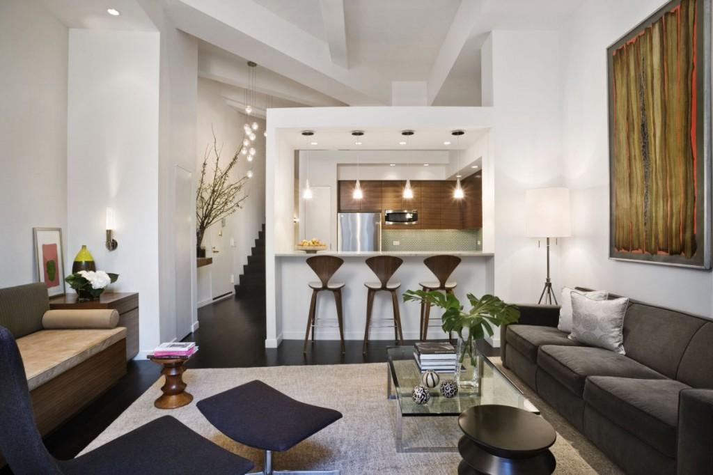 Appartement Style New Yorkais #11: Photo Déco