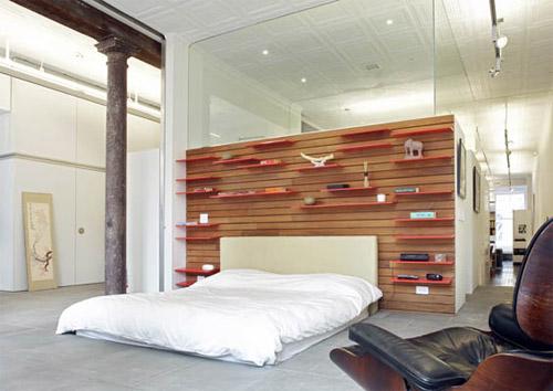 12 modle dcoration chambre loft new yorkais - Chambre Loft New Yorkais