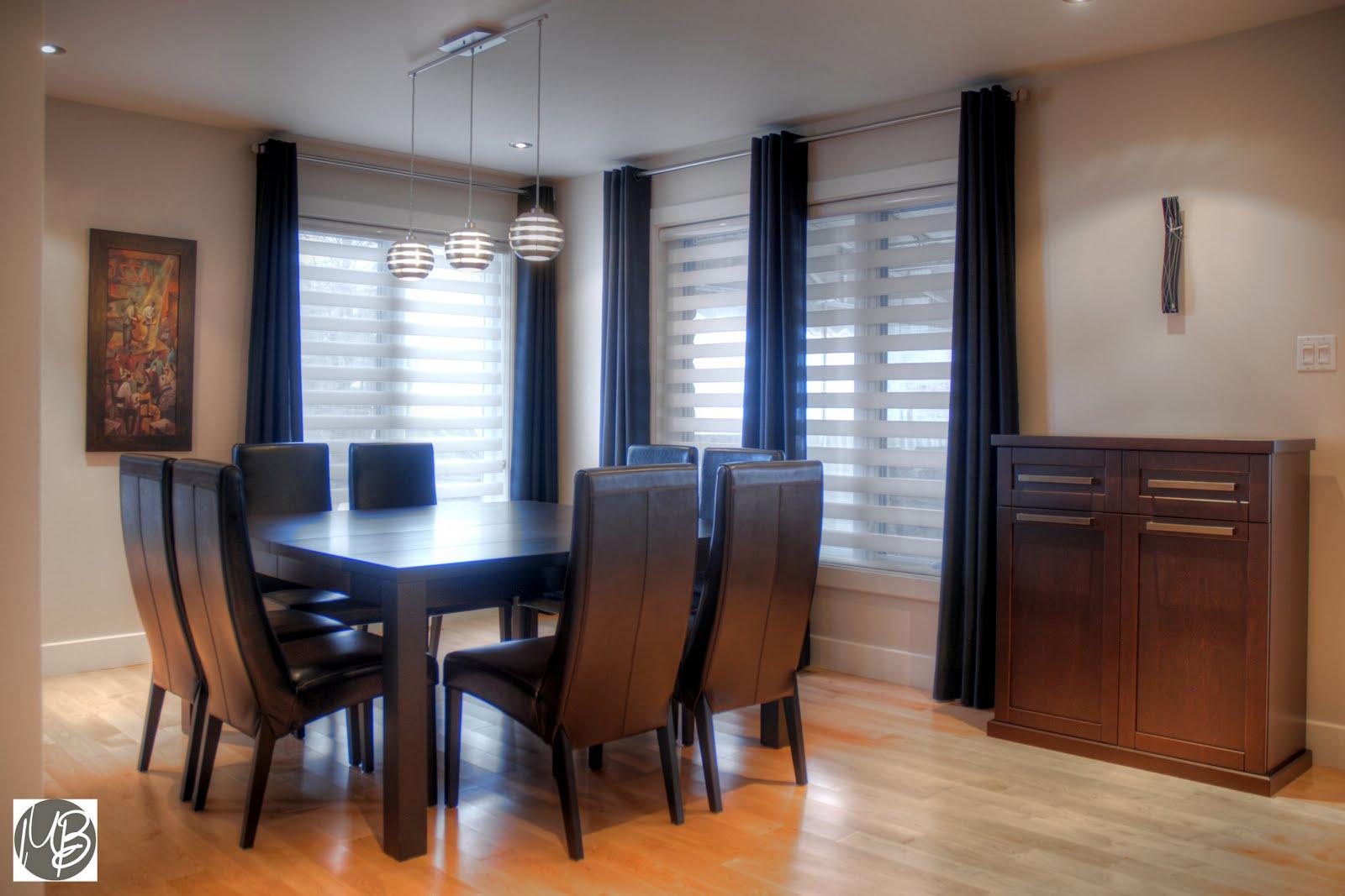 Photo décoration cuisine et salon aire ouverte