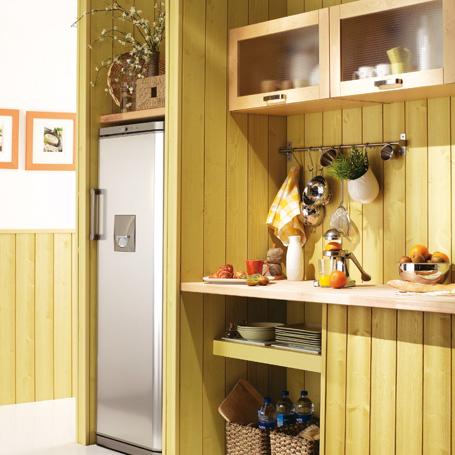 Impressionnant Ambiance Salle De Bain #7: Photo-decoration-décoration-cuisine-lambris-7.jpg