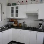 décoration cuisine noir et blanc