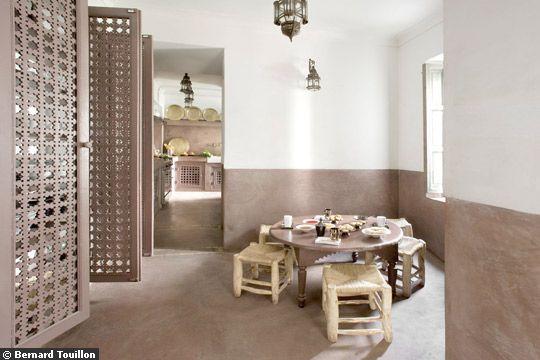 d coration cuisine orientale. Black Bedroom Furniture Sets. Home Design Ideas