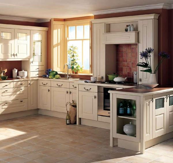 décoration cuisine style champêtre