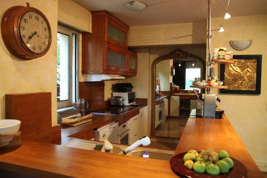 d coration cuisine style rustique. Black Bedroom Furniture Sets. Home Design Ideas