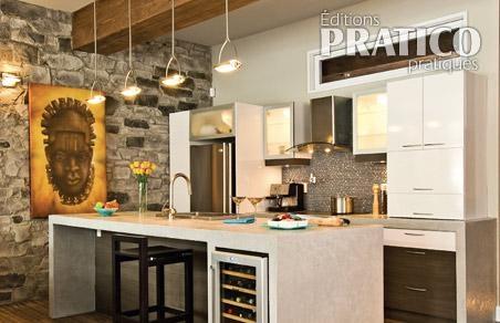 Id e d coration cuisine urbaine for Decoration cuisine urbaine