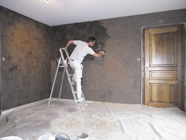 D coration d 39 appartement peinture for Peinture et decoration
