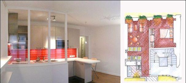 décoration interieur appartement 2 pieces