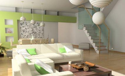 d coration interieur d 39 un loft. Black Bedroom Furniture Sets. Home Design Ideas