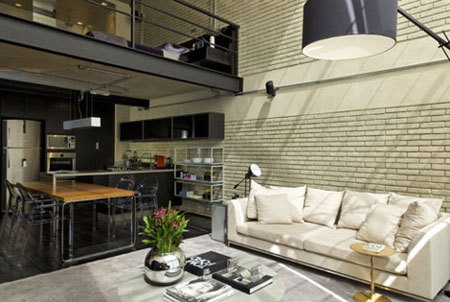 Deco Loft Design. Beautiful Gallery Image Of This Property With Deco ...