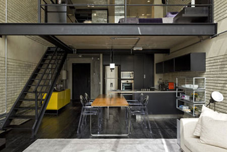 D coration loft industriel chambre - Decoration loft industriel ...