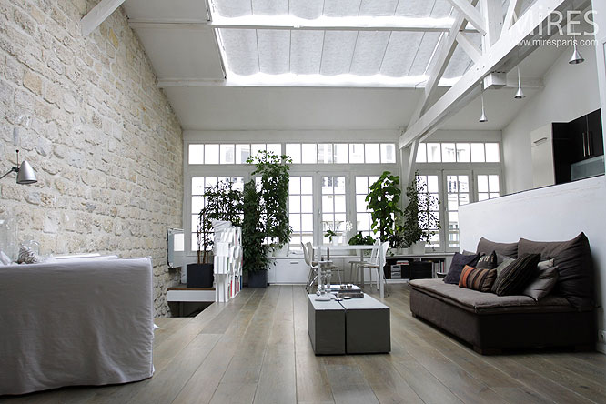 d coration loft moderne