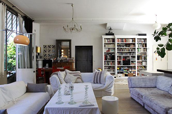 D coration loft parisien - Deco loft ...