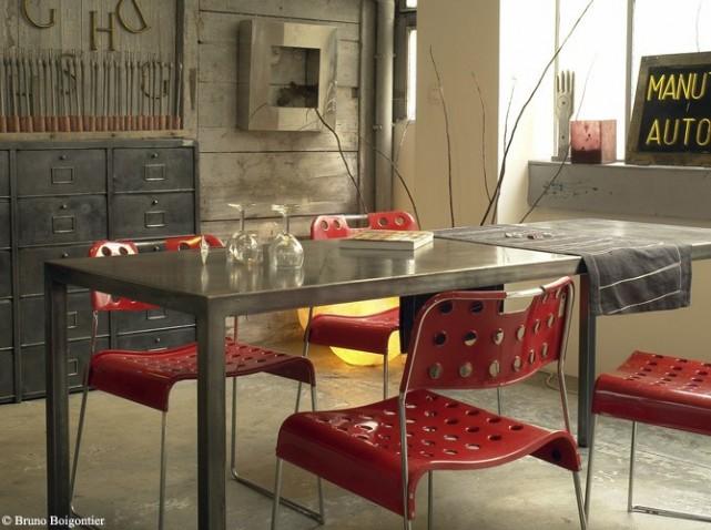 d coration loft pas cher. Black Bedroom Furniture Sets. Home Design Ideas