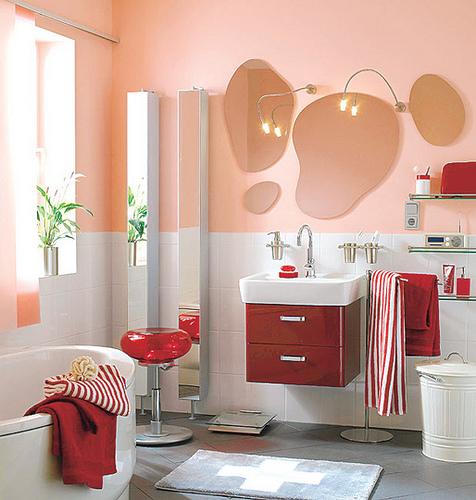aménagement décoration salle de bain algerie