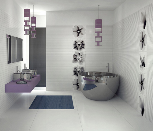 D coration salle de bain algerie for Decour de salle de bain