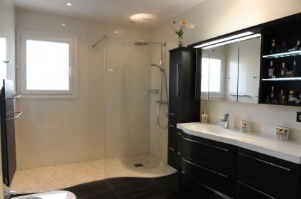 décoration salle de bain avec douche - Photo De Salle De Bain Avec Douche