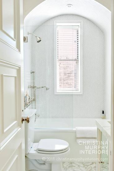 D coration salle de bain blanche - Salle de bain toute blanche ...