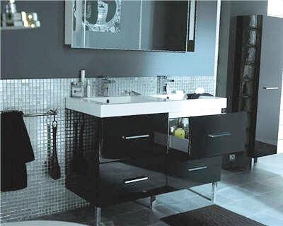 déco salle de bain castorama
