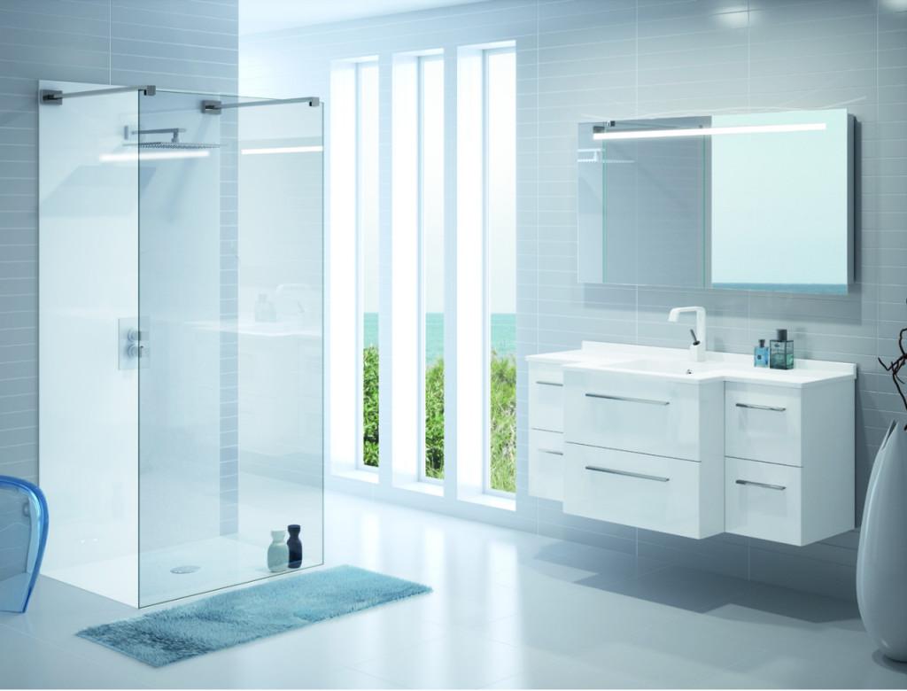 D coration salle de bain femme for Salle de bain 2014