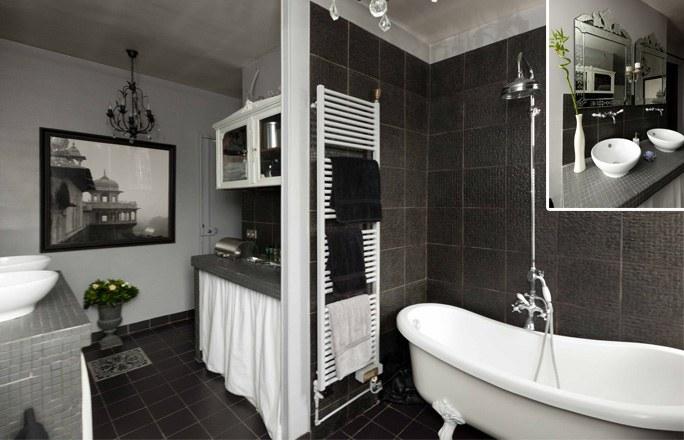 D coration salle de bain idee for Deco salle bain idee