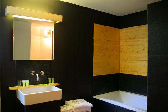 d coration salle de bain japonaise. Black Bedroom Furniture Sets. Home Design Ideas