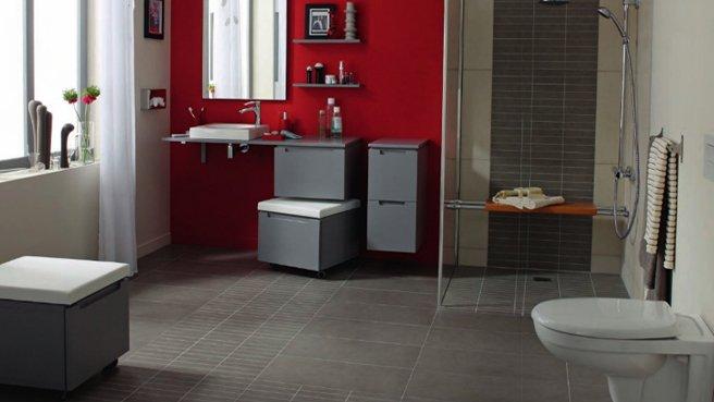 aménagement décoration salle de bain leroy merlin
