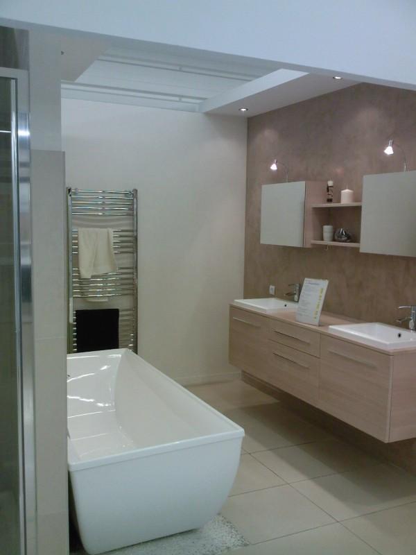 Stunning Leroy Merlin Enceinte Salle De Bain Images - Design Trends ...