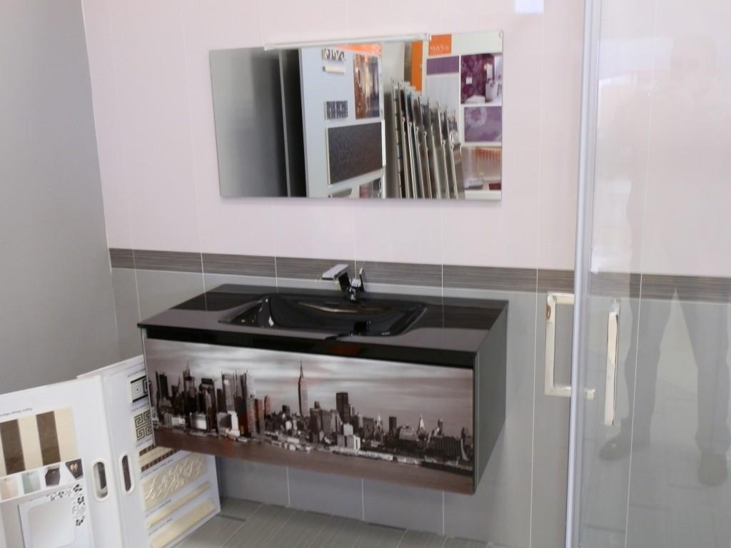 D coration salle de bain new york for Exemple deco salle de bain