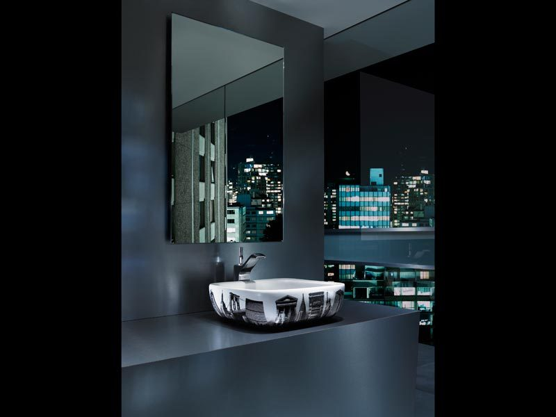 D coration salle de bain new york for Salle de bain new york