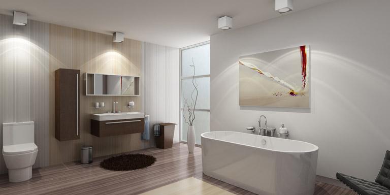 belle décoration salle de bain photos