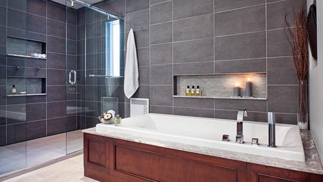 belle décoration salle de bain quebec