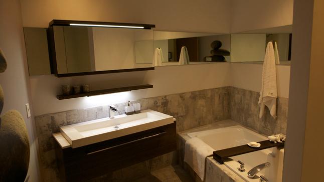 D coration salle de bain style spa for Salle bain spa