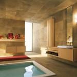décoration salle de bain style spa
