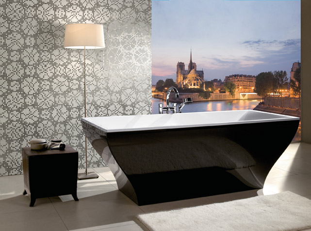 d coration salle de bain tendance 2012. Black Bedroom Furniture Sets. Home Design Ideas