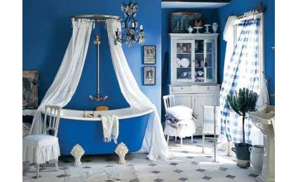 D coration salle de bain theme mer for Deco mer salle de bain