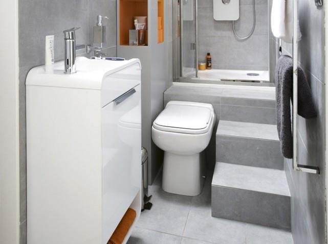 univers dcoration salle de bain toilette - Toilettes Dans Salle De Bain