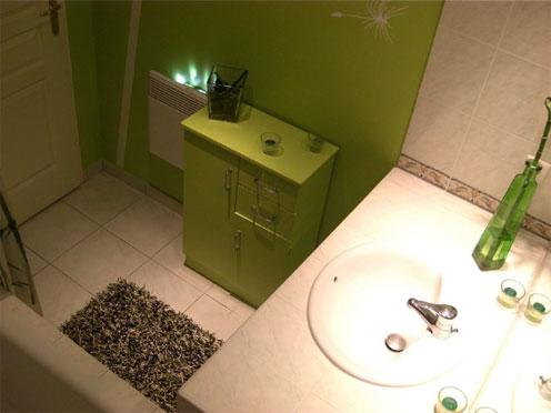 Best Salle De Bain Vert Lime Photos - Odieardhia.info - odieardhia ...