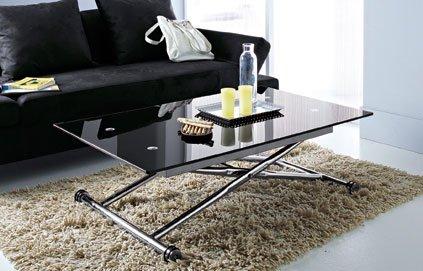 12 belle dcoration salon avec canap noir - Salon Avec Canape Noir