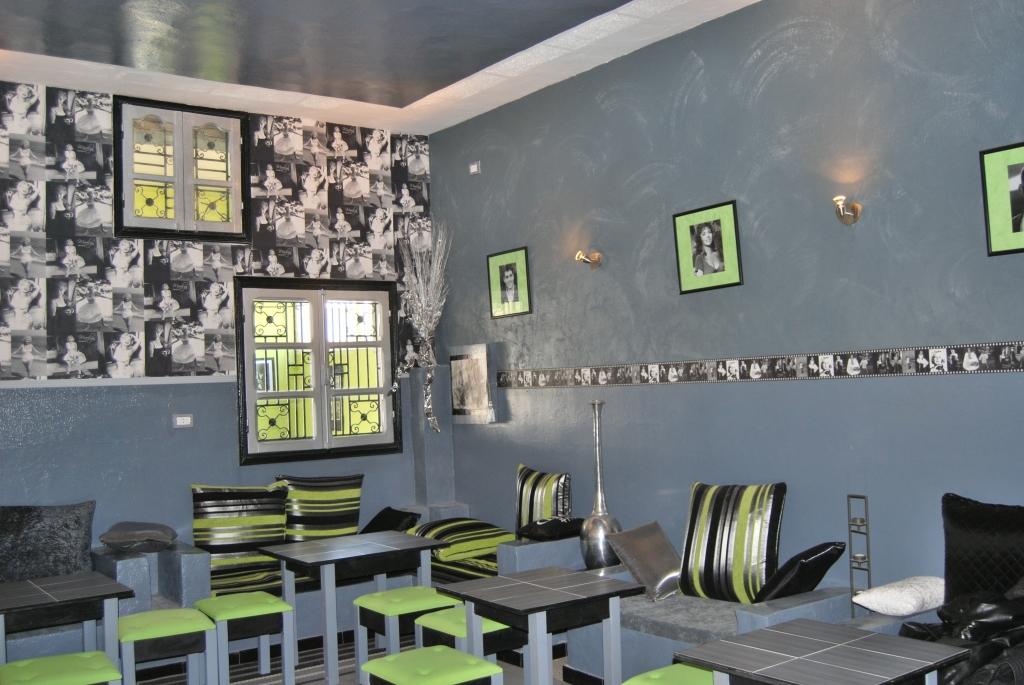 Emejing decoration salon moderne tunisie contemporary for Salon tunisien