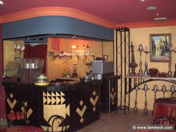 D coration salon de th tunisie for Decor salon de the