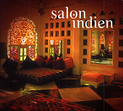 d coration salon indien