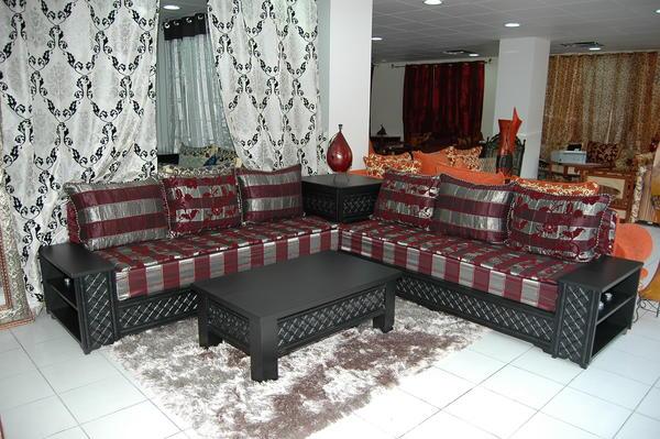 D coration salon marocain - Organisation d un salon ...