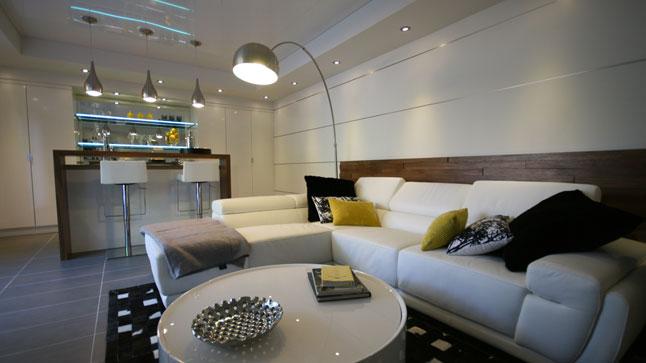 D Coration Salon Style Lounge