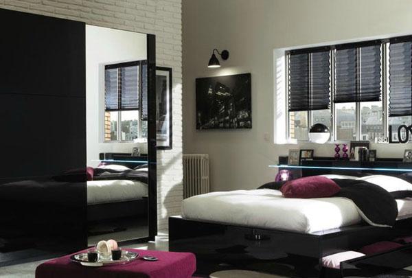 photo dcoration style loft americain - Decoration Chambre Ado Style Americain